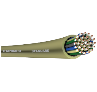 Standard - Teleshield switch board cables 90 m