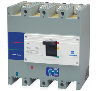 Standard - skb 4 moulded case circuit breaker