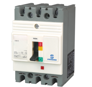 Standard - skb 5 moulded case circuit breaker