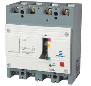 Standard - skb 8 moulded case circuit breaker