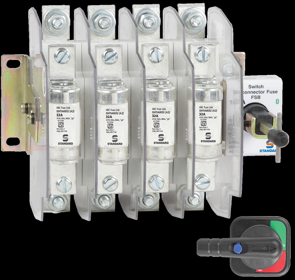 Industrial Switchgear - Standard Electricals
