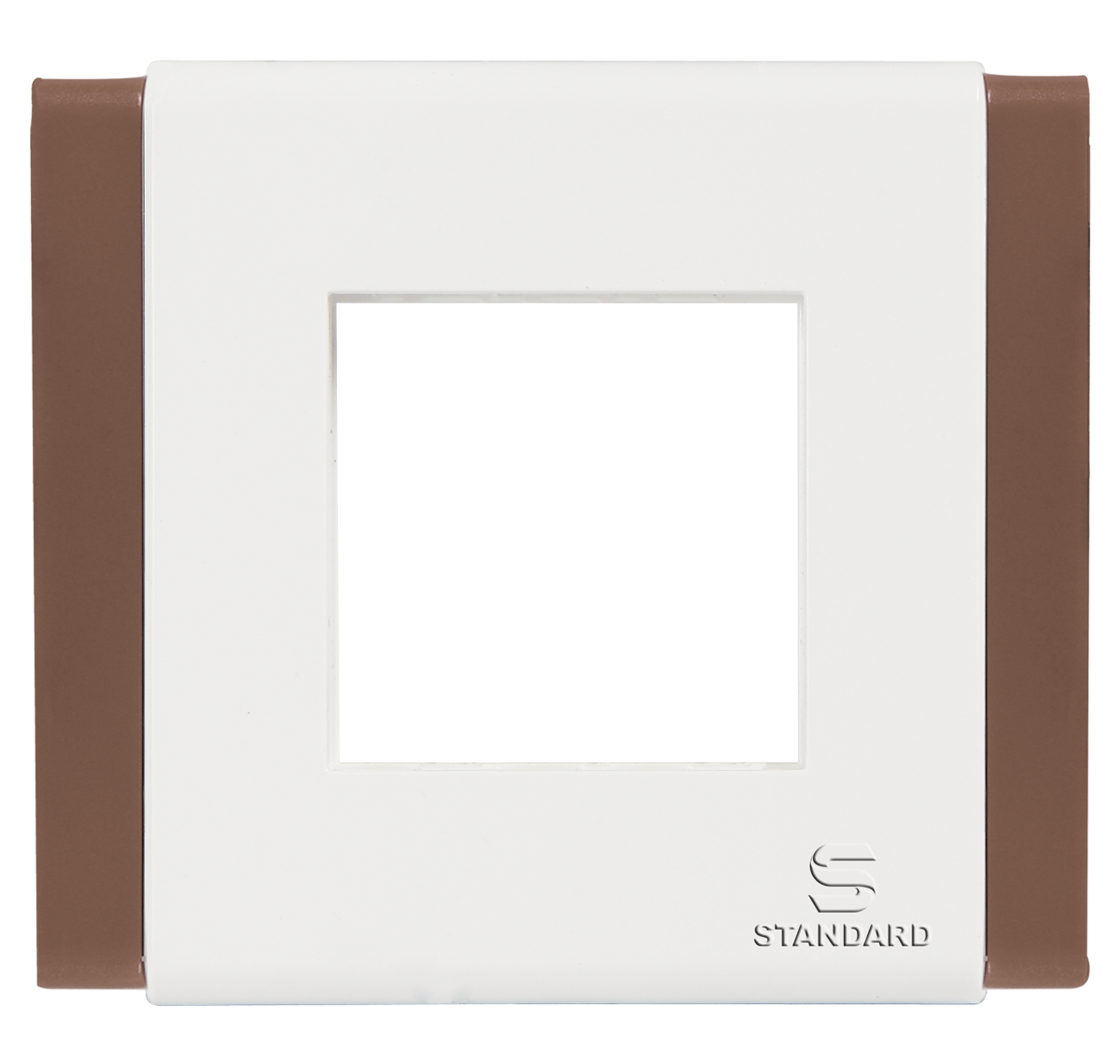 Standard - 2-m-caramel-brown-cover-plate